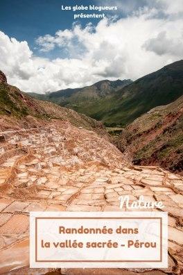 Randonnée dans la vallée sacrée au Pérou