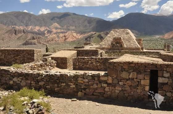 Tilcara ruines
