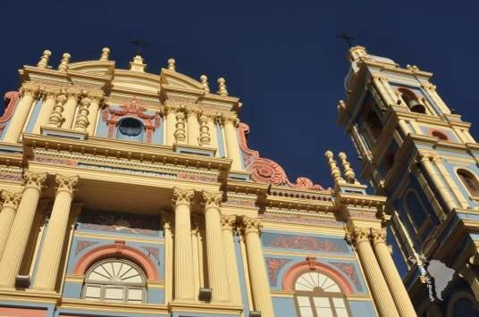 salta église