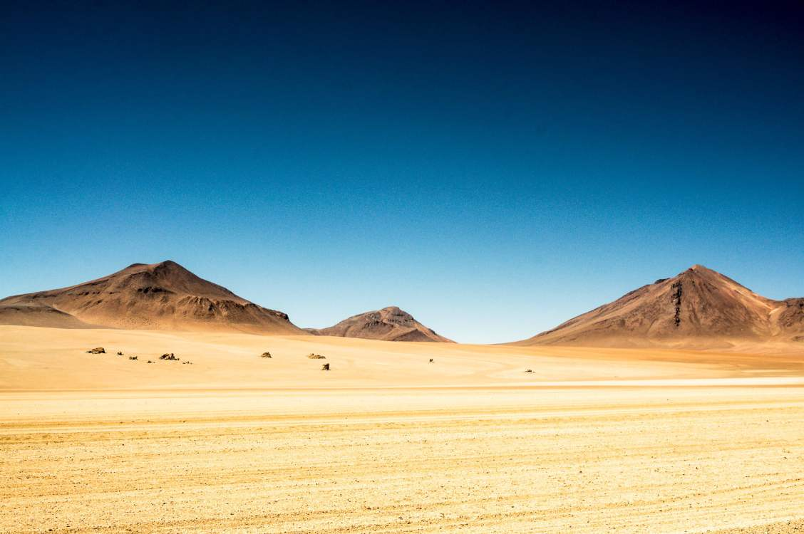 désert contraste bolivie