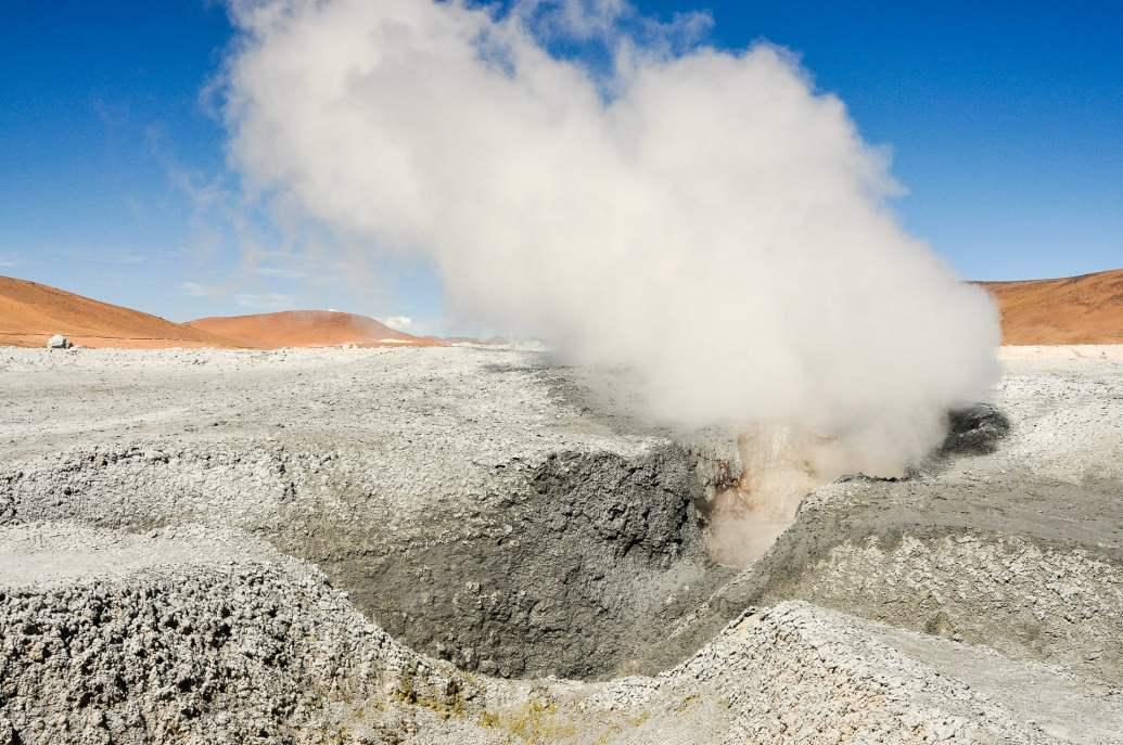 geyser bolivie volcan