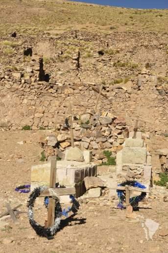 Tombes abandonnées