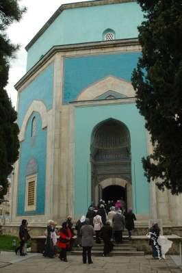 Mausolée vert, Bursa