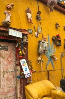 Valparaiso - la maison aux poupées