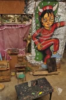 Valparaiso - une table pour l'apéro