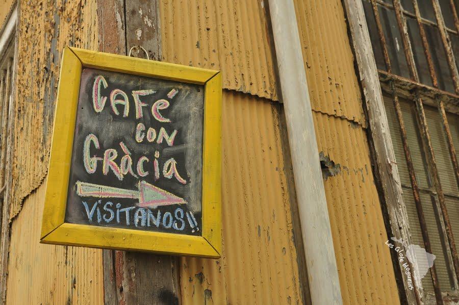 Valparaiso café merci
