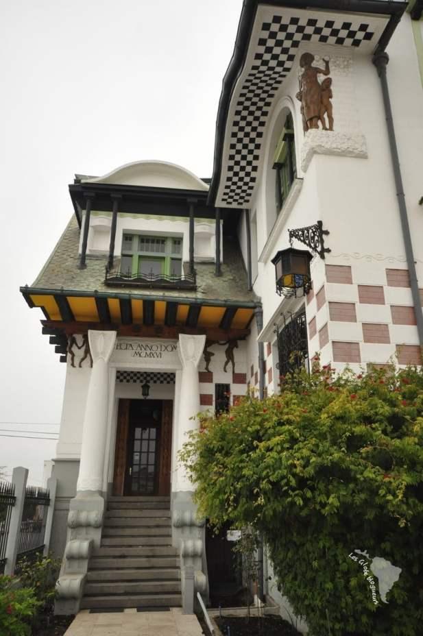 Valparaiso - Musée Baburizza