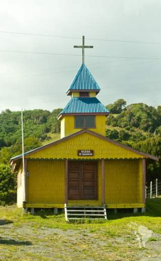 église chanquin chiloé