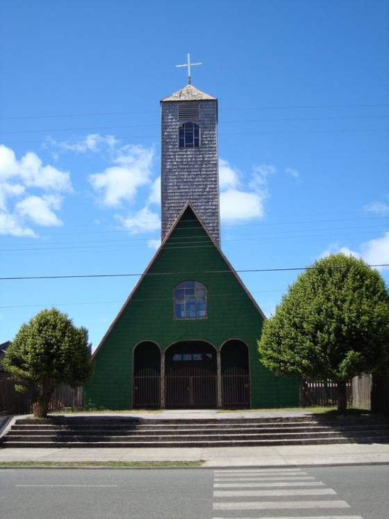 Eglise de Curaco de Velez - CC Cristian Borquez