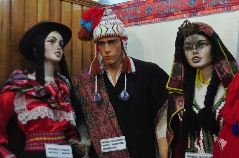 chapeau folklore pérou