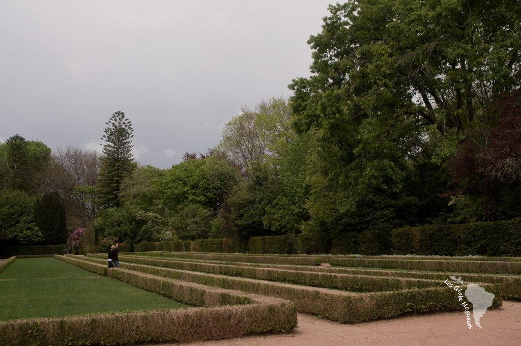 Jardin de la fondation serralves