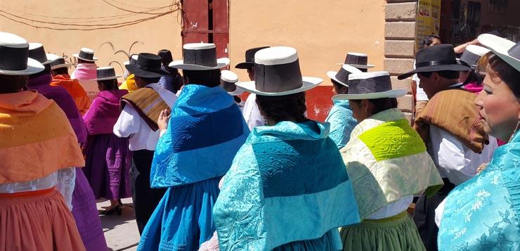 Semaine sainte à Ayacucho - © Dennys Velasquez