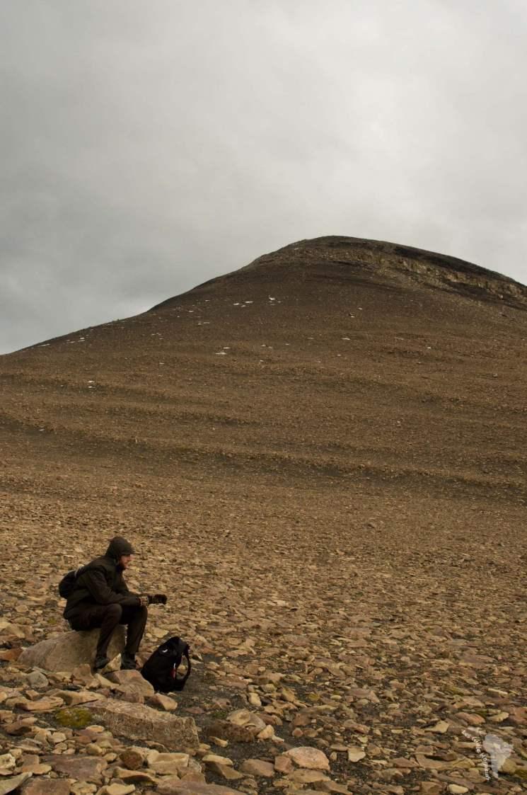 panorama pliegue del tumbe près d'El chalten et du Fitz roy en patagonie