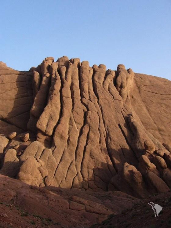 doigts de singes géologie maroc