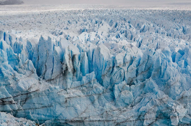 Perito moreno patagonie crevasses glacier