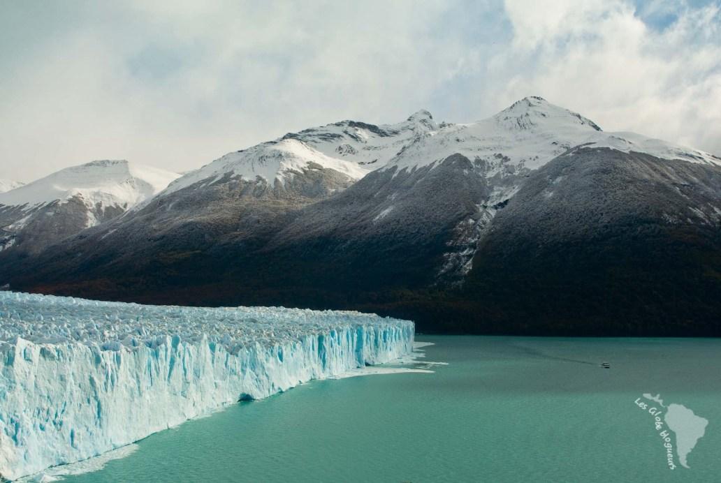 Perito moreno lac glacé argentine