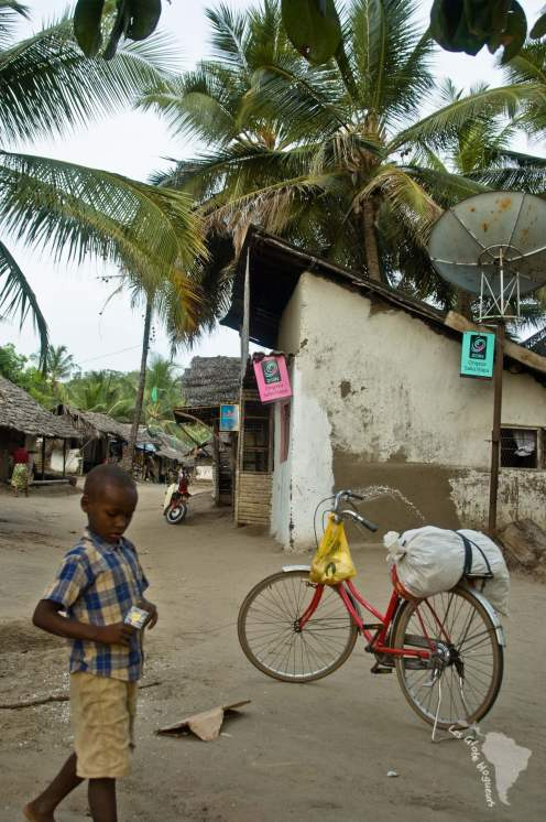 commerce village tanzanie