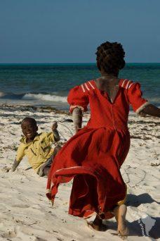 enfants jambiani