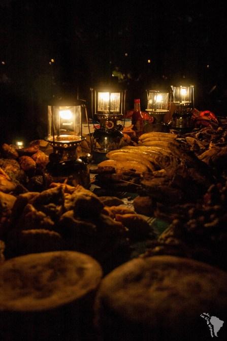 marché nocturne des jardins de Forodhani