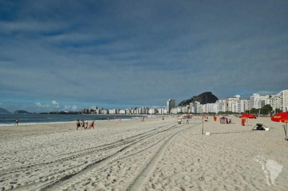 Plage de Cobacabana