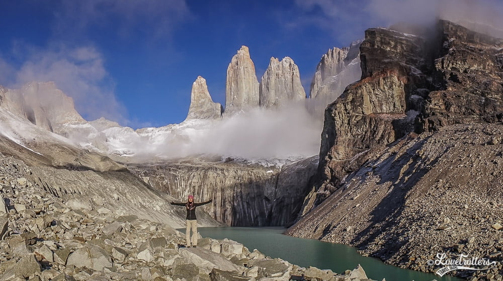 torres del paine - lovetrotters