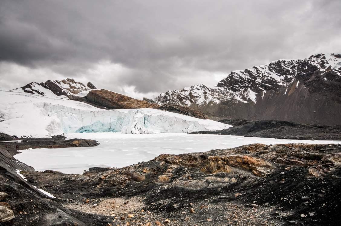 glacier pastoruri
