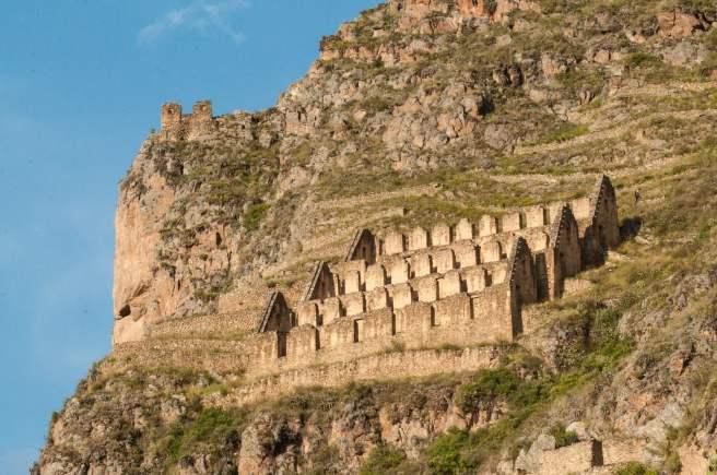 les plus beaux monuments culturels et historiques du pérou - ollamtaytambo