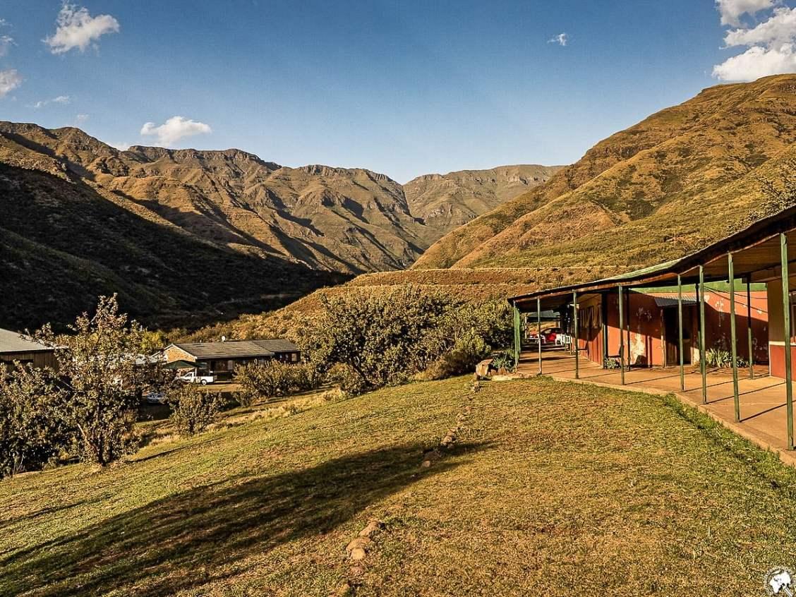 Les plus beaux paysages d'afrique - parc national Ts'ehlanyane au Lesotho
