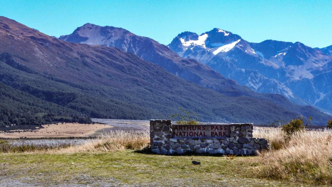 Parc national Arthur's pass en Nouvelle Zélande- Les plus beaux paysages et parcs naturels d'Océanie