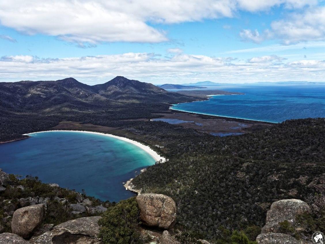 Parc national Freycinet en Tasmanie - Les plus beaux paysages et parcs naturels d'Océanie