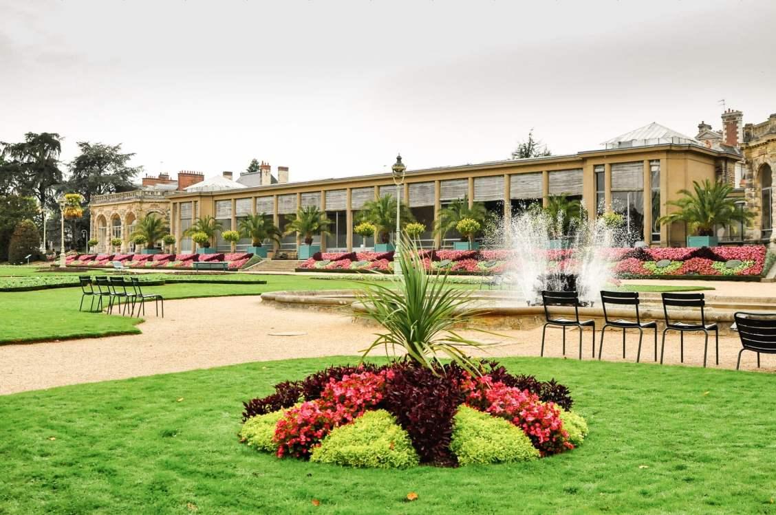 orangerie parc du thabor