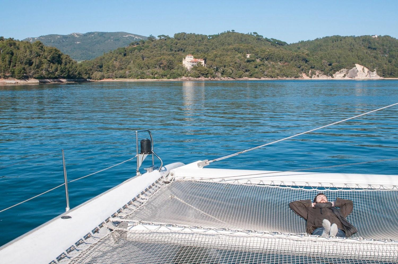 catamaran dauphin