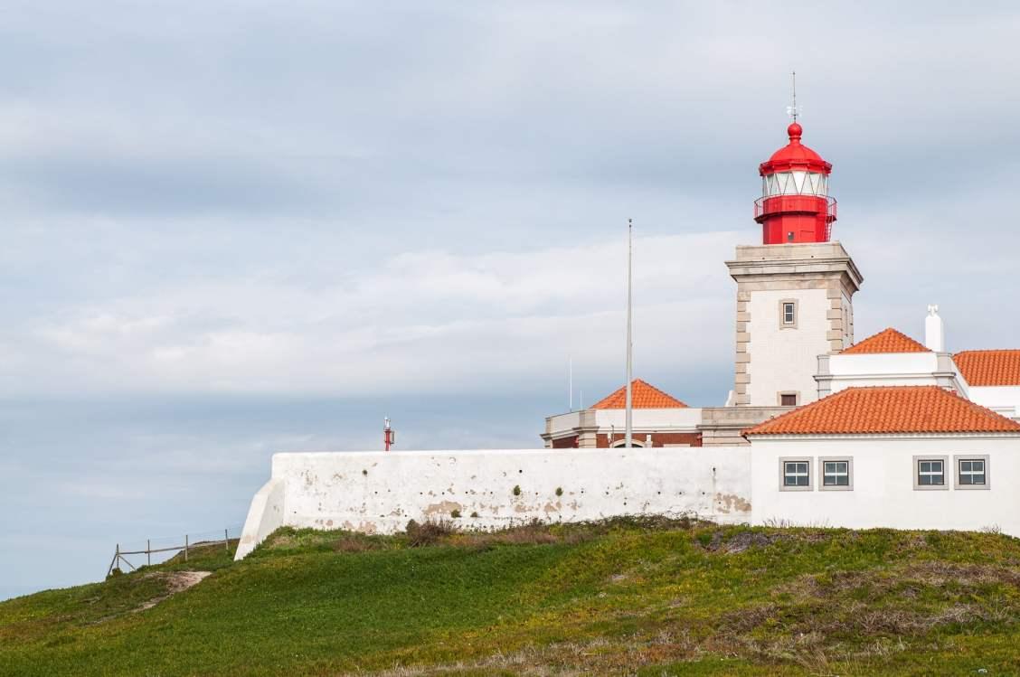 Lisbonne côte caco roca phare
