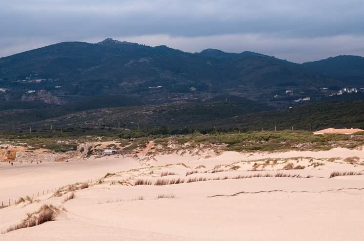 guincho plage dunes