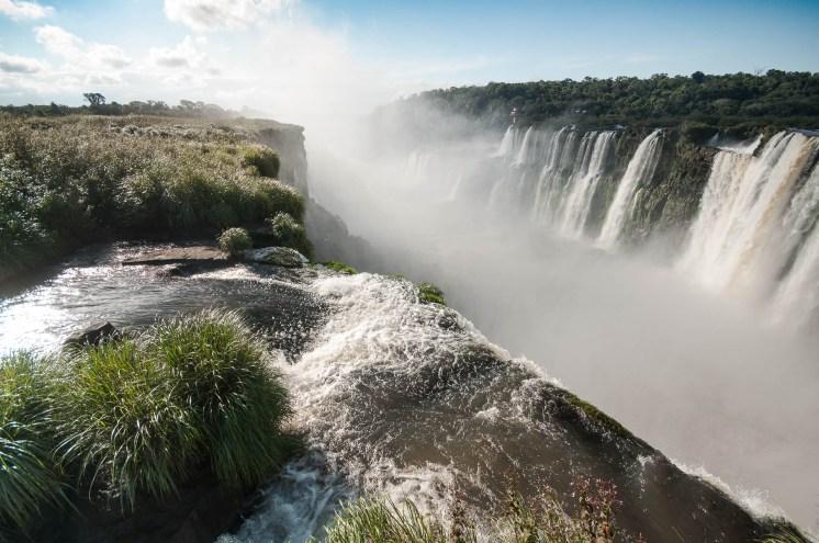 Garganta del diablo. Parc national des chutes d'Iguazu