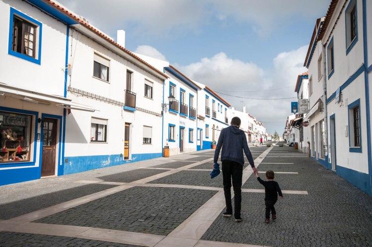 Porto Covo rues