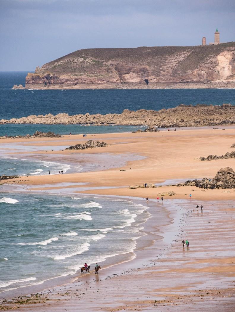cap fréhel plage sable dor