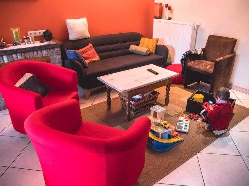 salon at home