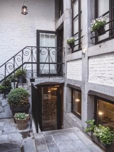 Liège hôtel neuvice cour