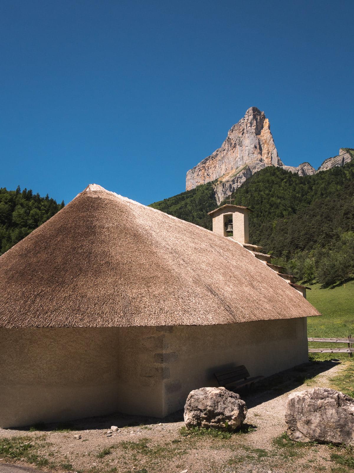 trièves chapelle trézanne