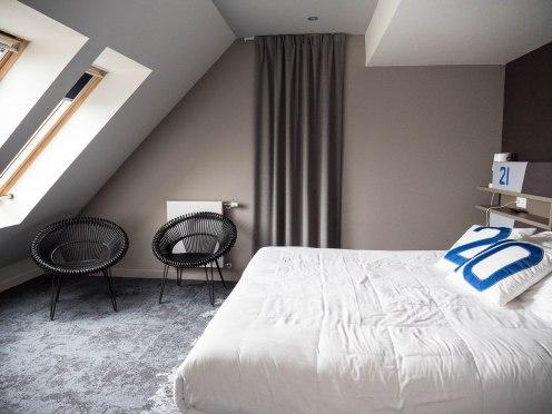 le conquet chambre hotel 3 bis