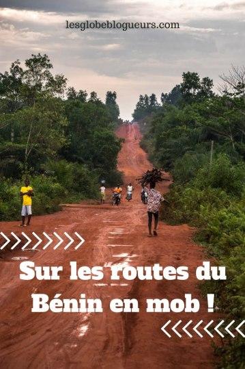 Sur les routes du Bénin en mob, un voyage itinérant rempli de rencontres.