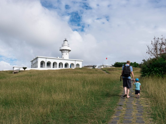 phare d'eluanbi - kenting
