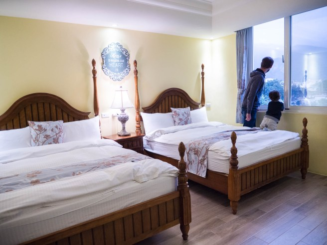 Chambre glenwood Hualien