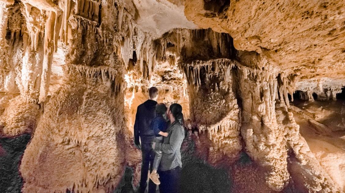 grotte trio