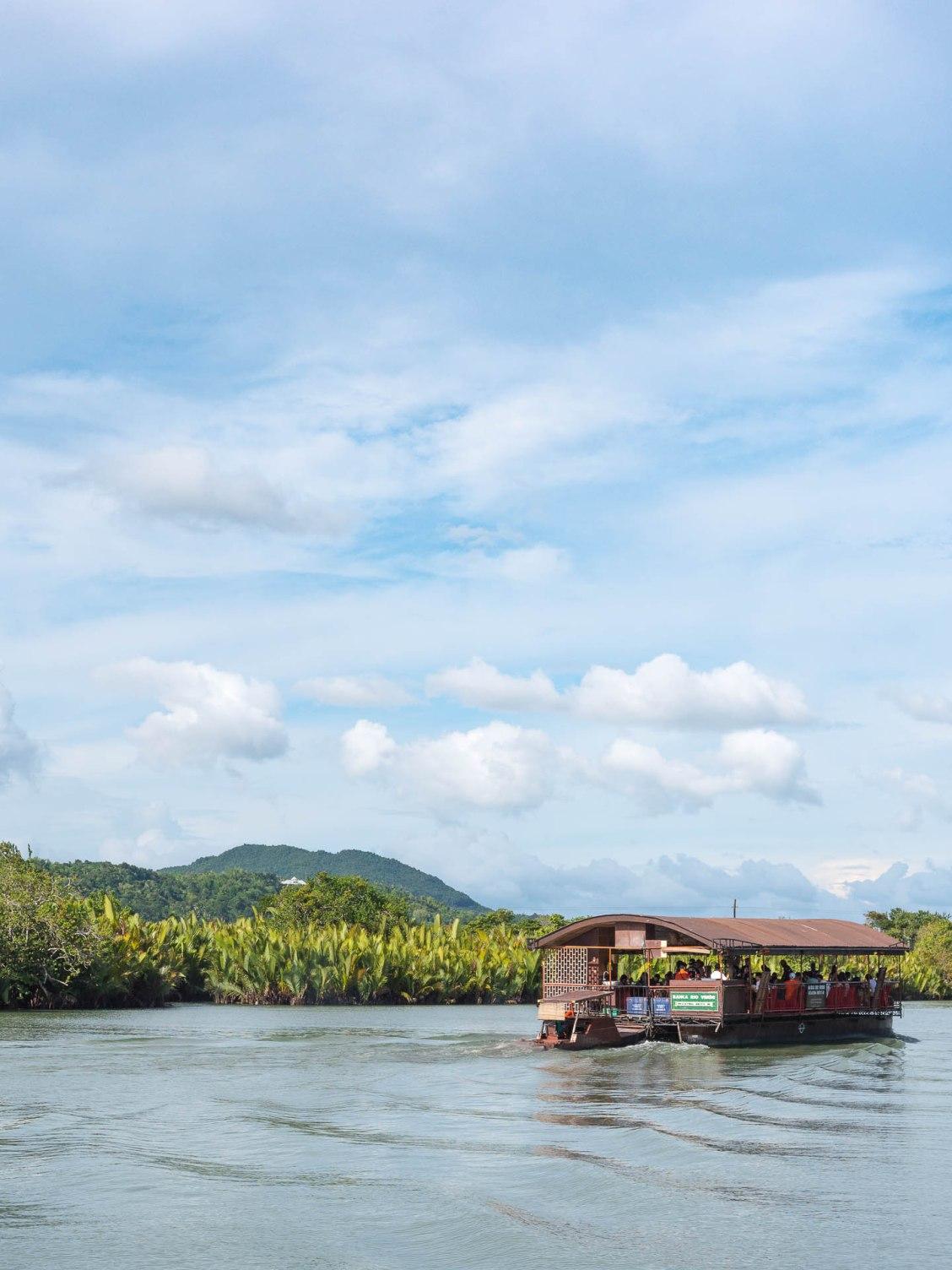 rivière loboc bohol philippines