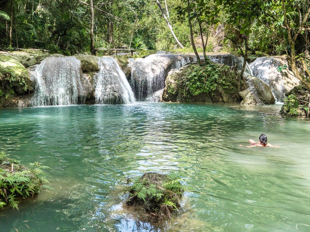 Itinéraire de voyage aux Visayas - Philippines
