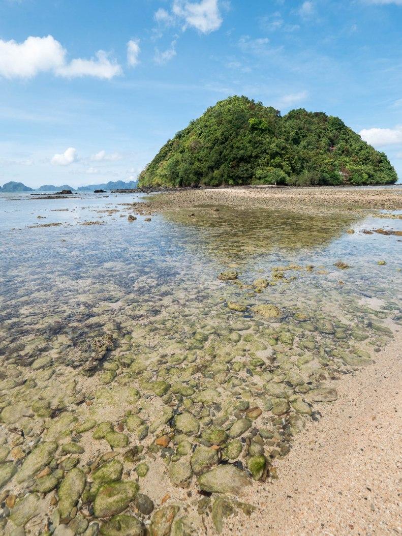 El nido las cabanas île