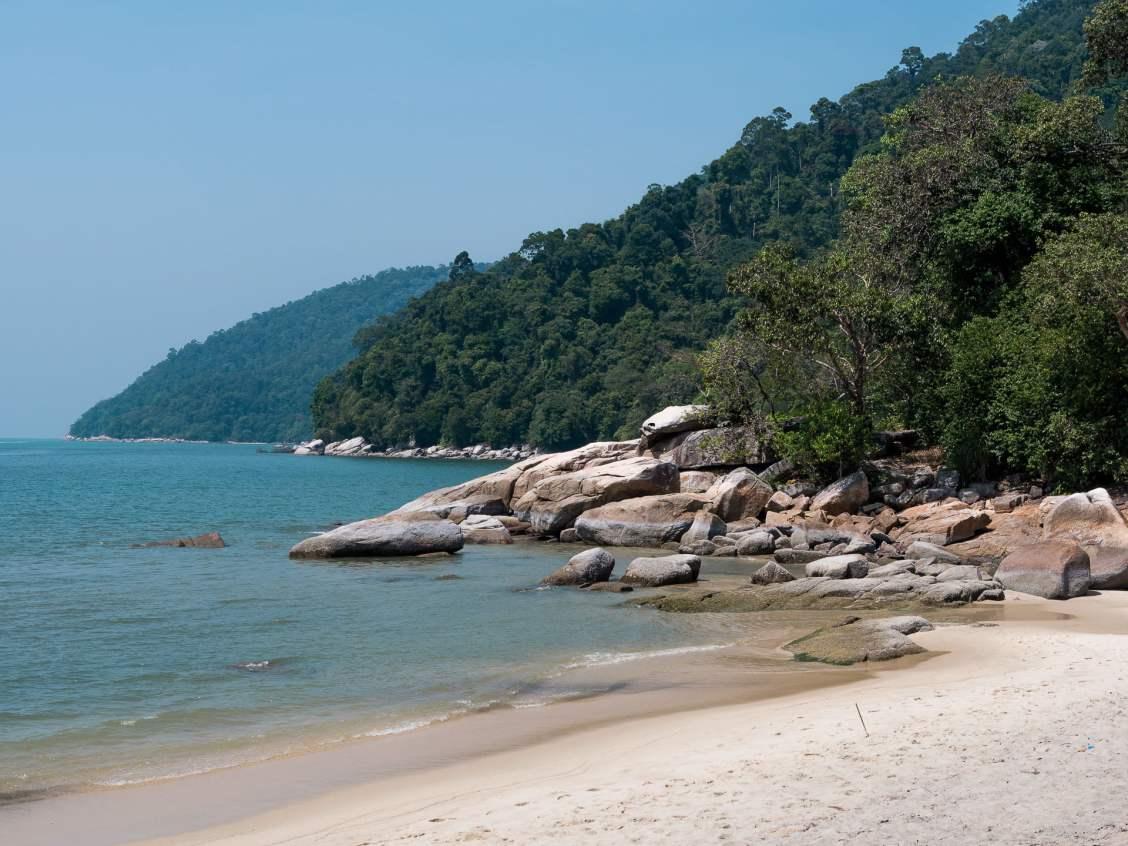Penang parc naturel plage bis
