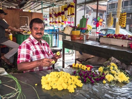 georgetown quartier indien marchand